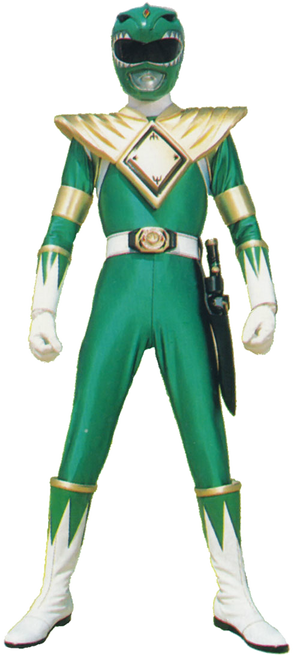 Tommy Oliver Power Rangers