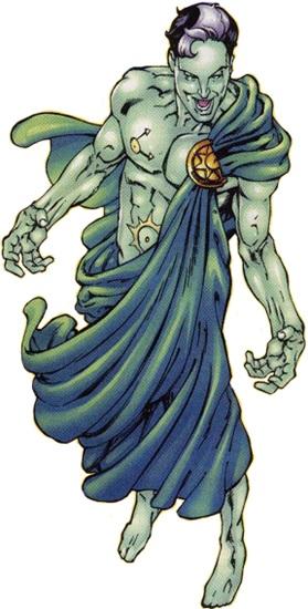 Abraxas Marvel Comics