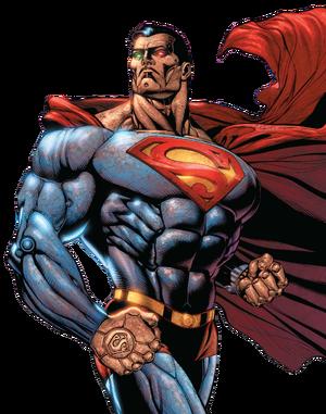 Cosmic Armor Superman DC Comics