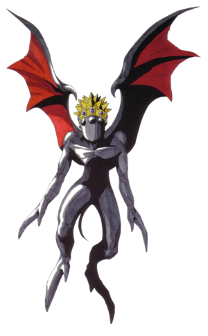 Nyarlathotep Sprite Form Shin Megami Tensei