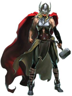 Jane Foster Marvel Comics