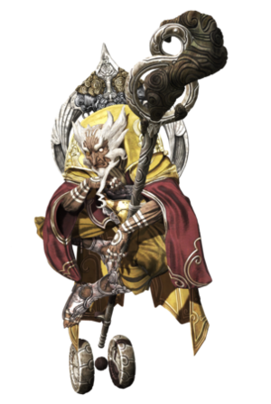 Kalrow Asuras Wrath