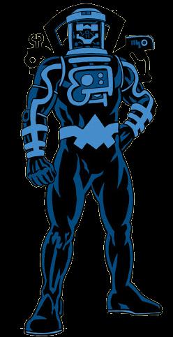 Nezarr the Calculator Marvel Comics