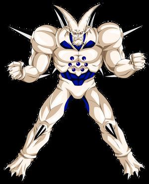 Omega Shenron Dragon Ball GT