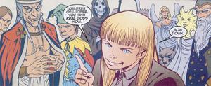The Basanos DC Comics