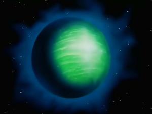 Planet Namek Dragon Ball Z