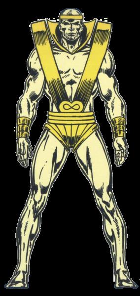 Sise-Neg Marvel Comics