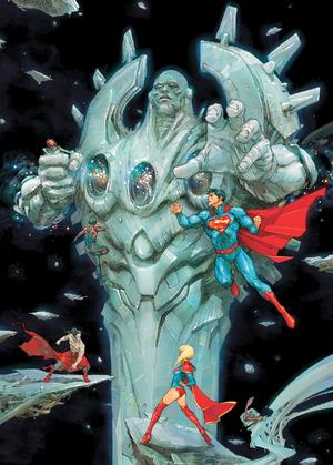 Oracle Cosmic Being DC Comics
