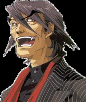 Nyarlathotep Akinari Kashihara Form Shin Megami Tensei