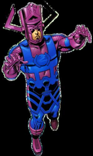 Galactus Earth-982 Marvel Comics