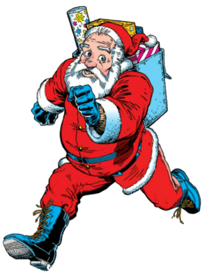 Santa Claus Earth-616 Marvel Comics