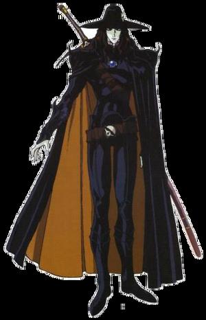 D Vampire Hunter D