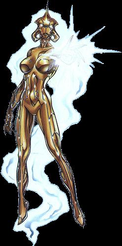 Aegis Cosmic Being Marvel Comics