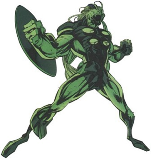 Super-Adaptoid Evolved Marvel Comics