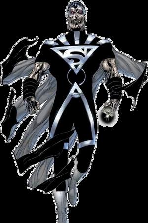 Superman Black Lantern DC Comics