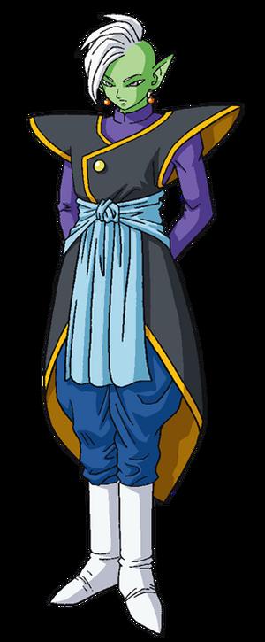 Zamasu Dragon Ball