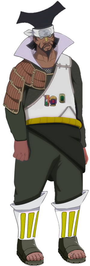 A Second Raikage Naruto