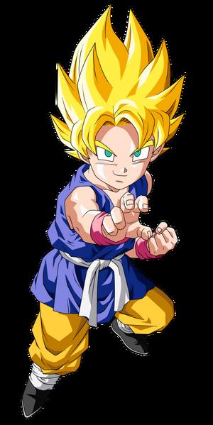 Goku Super Saiyan Dragon Ball GT
