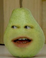 Pear in The Annoying Orange