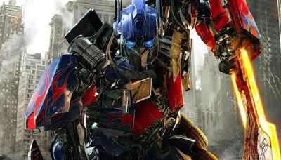 Optimus Prime Michael Bay
