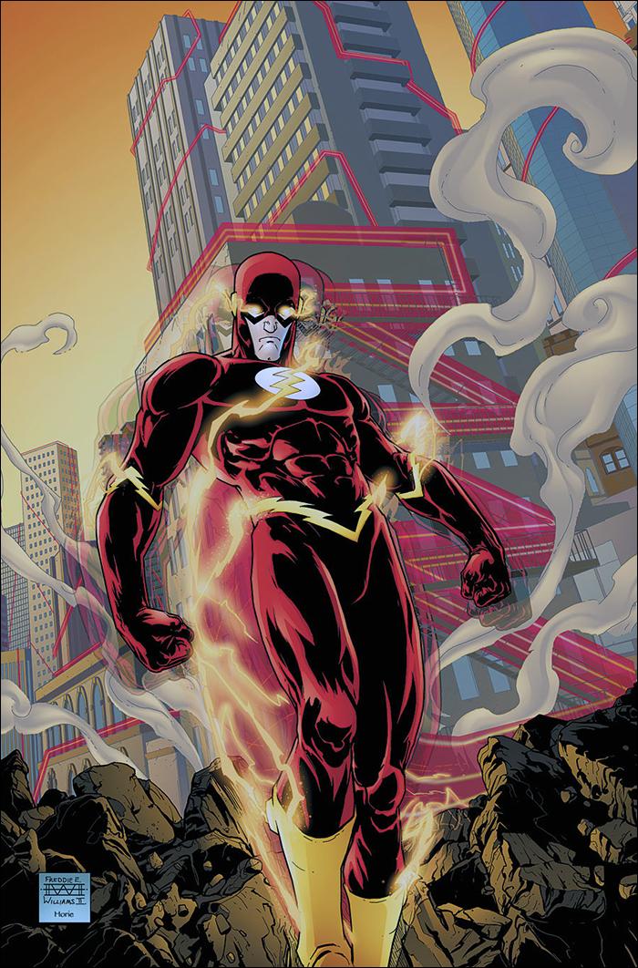 Flash Wally West 0006