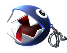 Chain Chomp Transparent