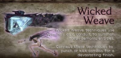 Wicked Weave