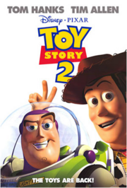 Poster 1 - Woody and Buzz
