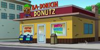 Ba-Donkin Donutz