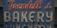 Grendell's Bakery Luncheon