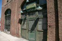 Paddy's Pub Exterior