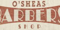 O'Sheas Barbers Shop