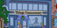 Things Unnecessary