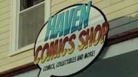 HavenComicsShop