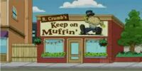 R. Crumb's Keep On Muffin'