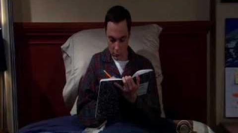 The Big Bang Theory - Sheldon's Journal