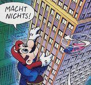 Mario in Mariozilla KingKong