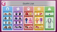 Wii PartyU MiiFashionPlazaOutfits