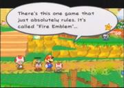 Mario Fire Emblem