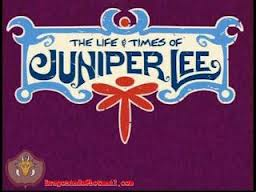 A life and time of juniper lee logo