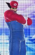 TTT2WiiU Mario Heihachi