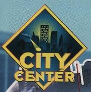 Lego City Center-Logo