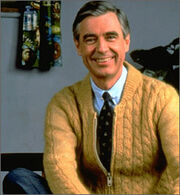 A Mr. Rogers