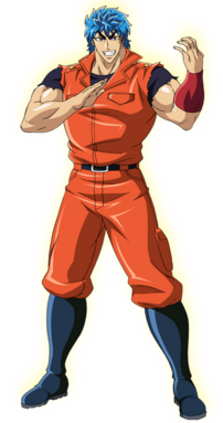 A toriko character