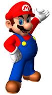 MarioPartyDS artwork Mario