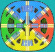 NintendoLand MarioChase arena 3b