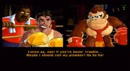 Punch-Out DK plumber