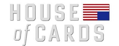 A house of cards logo