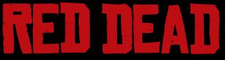 A red dead logo