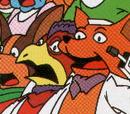 Mario X Star Fox
